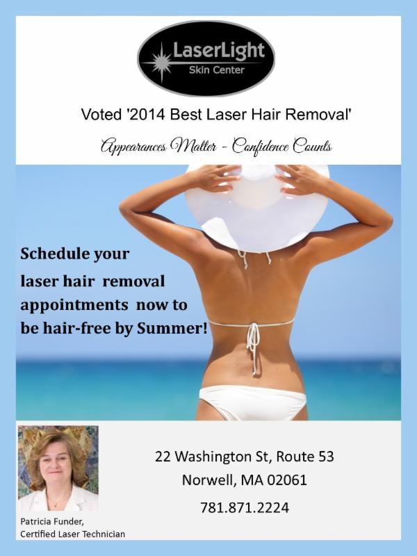 Get hair free by summer-2015